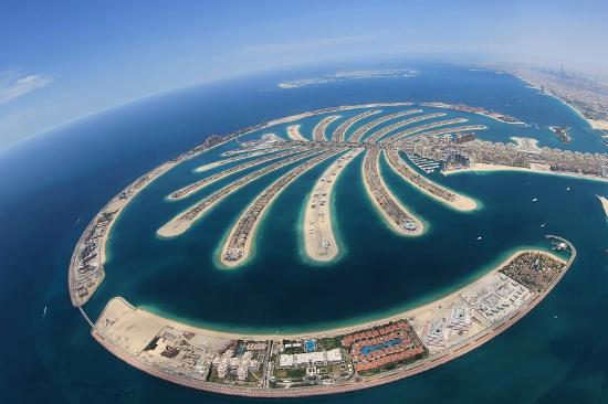 Dubai Speedboat Palm Jumeirah Cruise