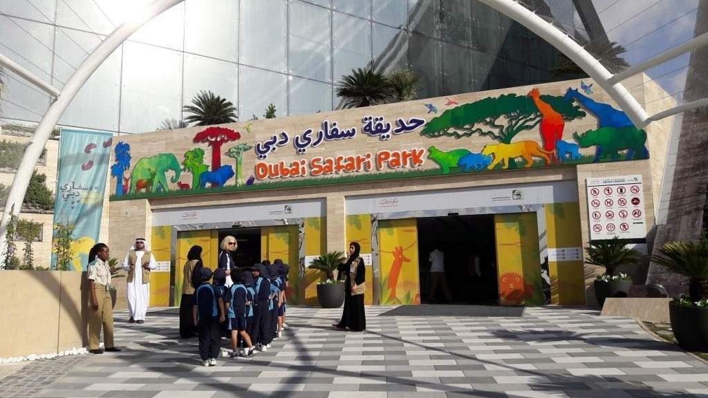 Dubai Safari Park TDS