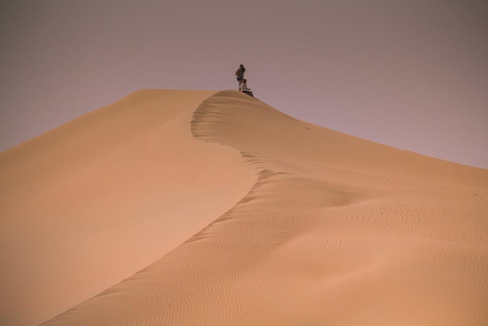Al Faya Desert