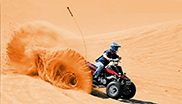 Quad Biking Dubai Tour