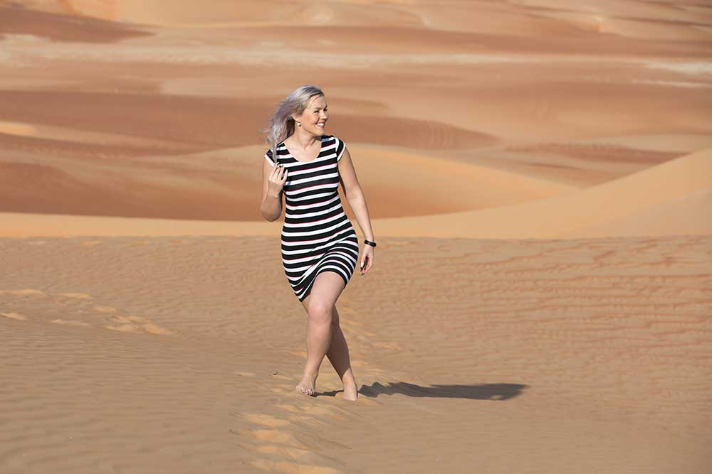 Desert Adventure in Abu Dhabi