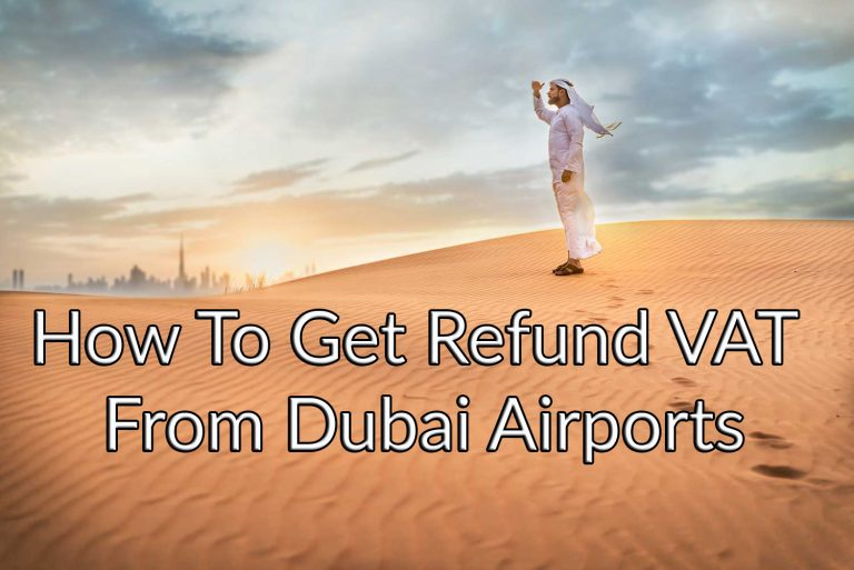VAT Refund in Dubai