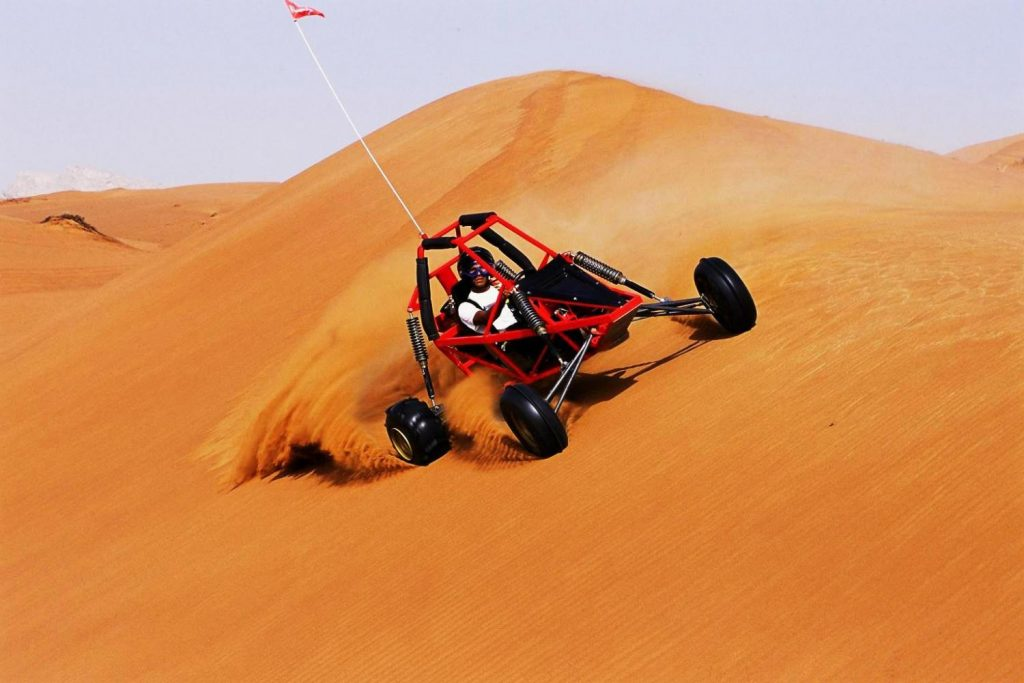 Single Seater Dune Buggy in Dubai