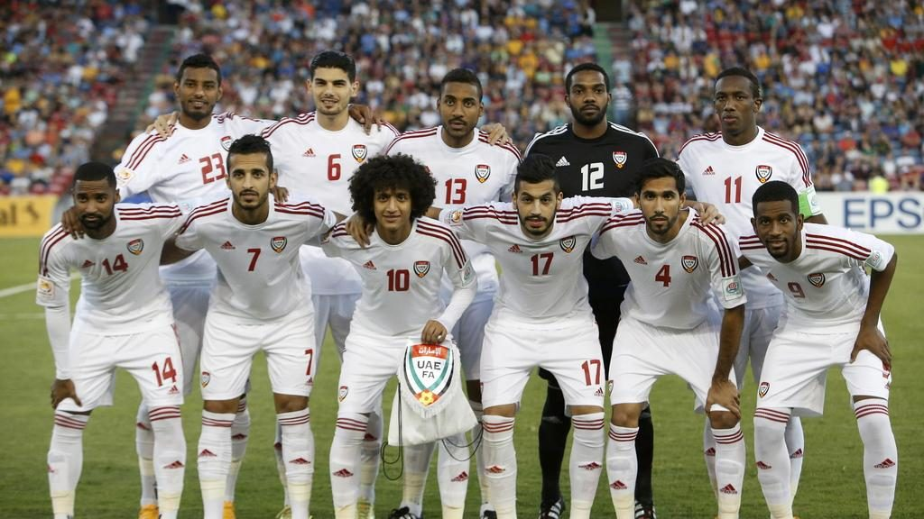 UAE national football