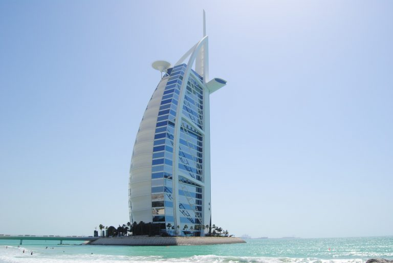 Must-see place in the UAE