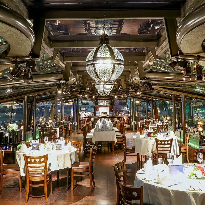Bateaux Restaurant Dubai