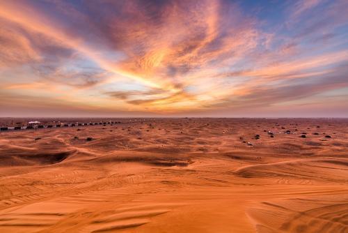 Dubai Desert View