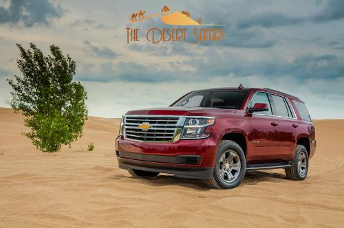 Chevrolet-Tahoe-in-Dubai-Desert