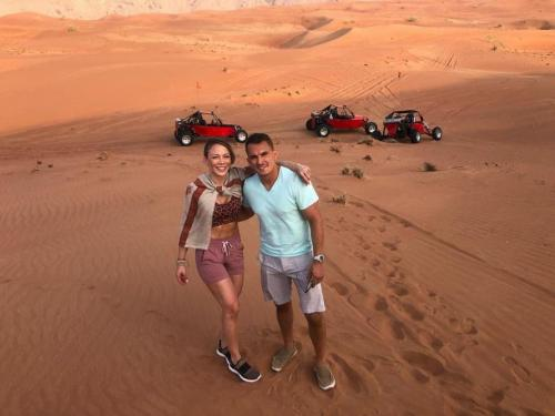 Dune Buggy Ride in Dubai
