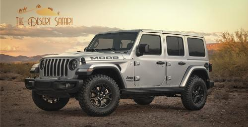 Wrangler-Jeep-getting-ready-for-dune-bashing